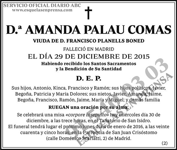 Amanda Palau Comas